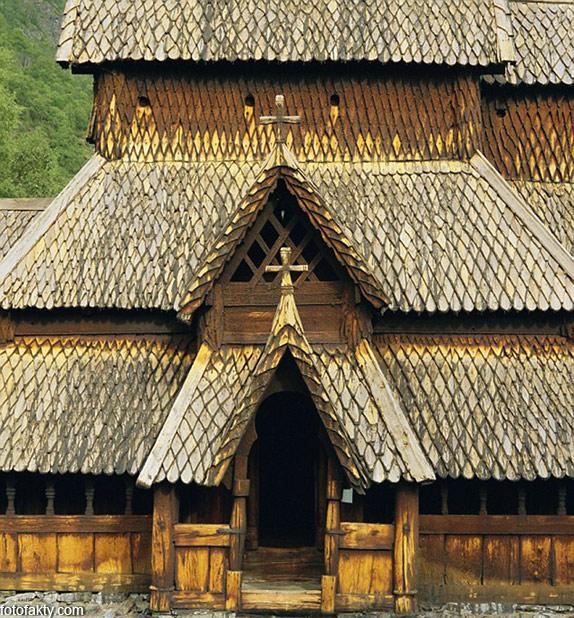 Самые необычные церкви мира Фото 2