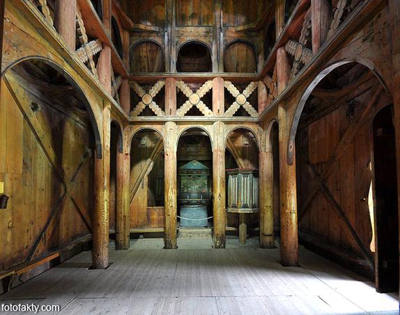 Самые необычные церкви мира Фото 3