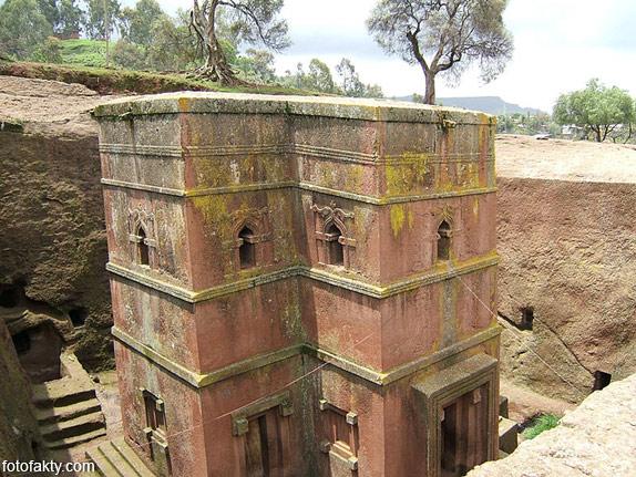 Самые необычные церкви мира Фото 6