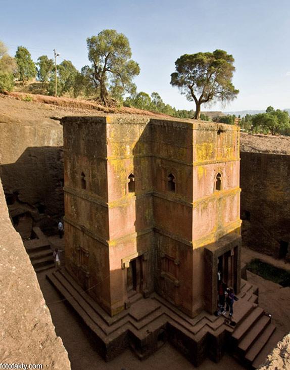 Самые необычные церкви мира Фото 8