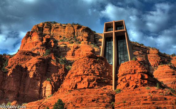 Самые необычные церкви мира Фото 17