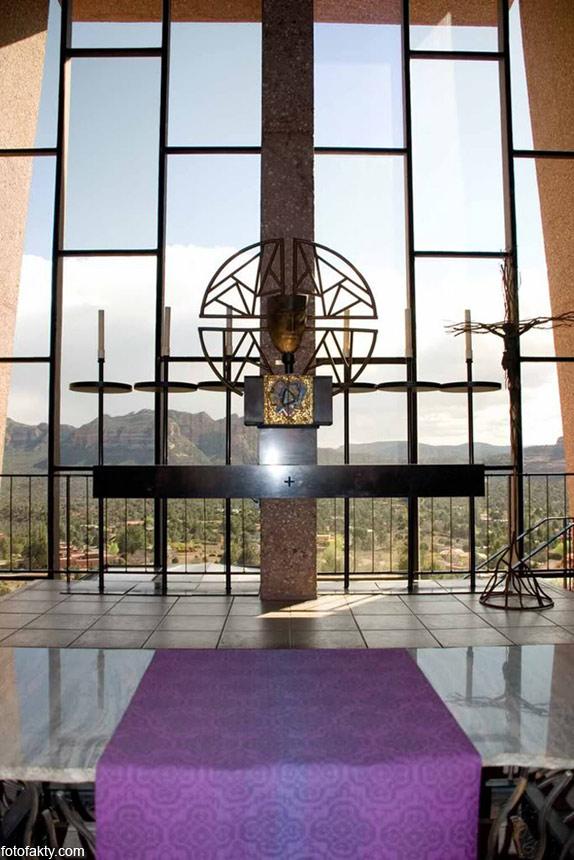 Самые необычные церкви мира Фото 18