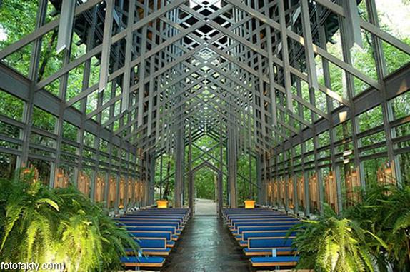 Самые необычные церкви мира Фото 20