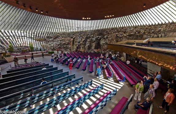 Самые необычные церкви мира Фото 22
