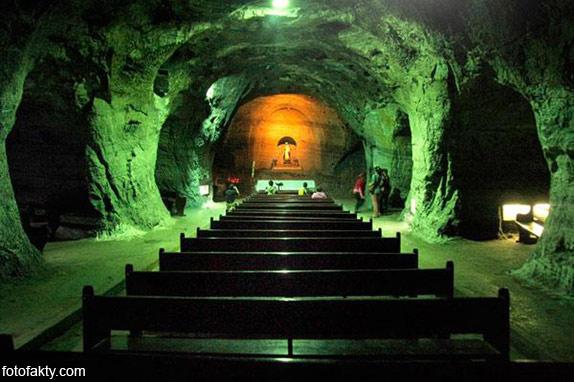 Самые необычные церкви мира Фото 25