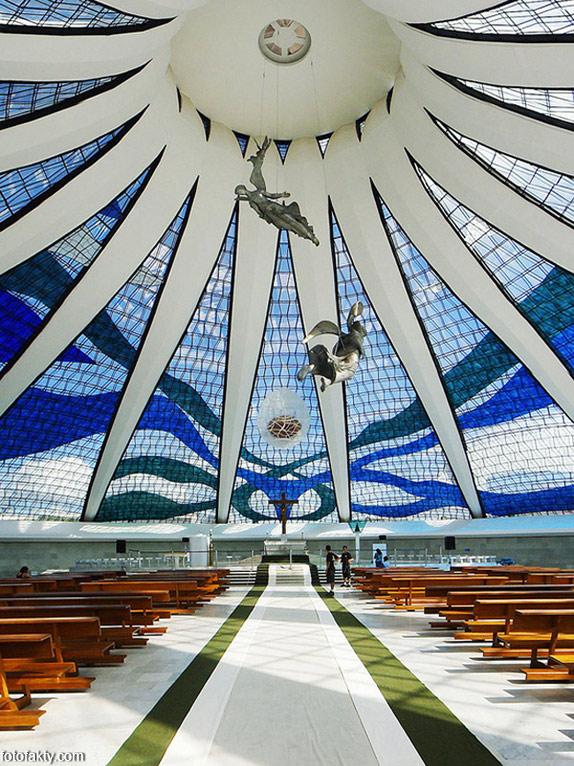 Самые необычные церкви мира Фото 30