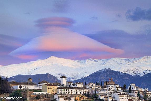 Гранада, Альгамбра и Сьерра-Невада, Испания