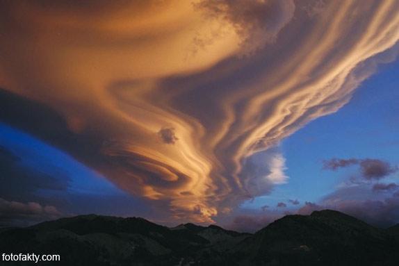 Горный хребет Тараруа, Северный остров, Новая Зеландия
