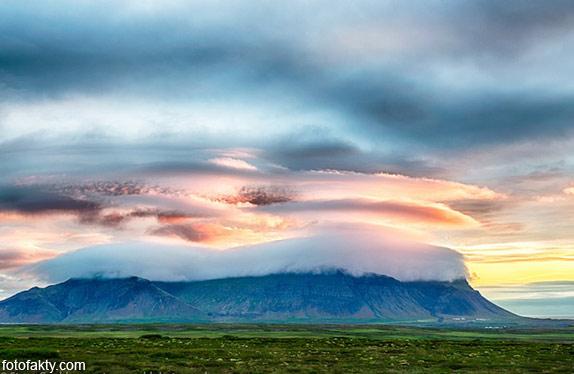 Полуостров Снайфедльснес, Исландия.