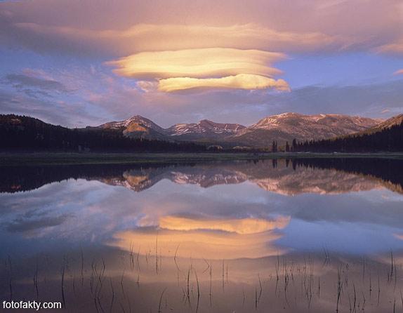 Вулкан Рейнир, штат Вашингтон, США