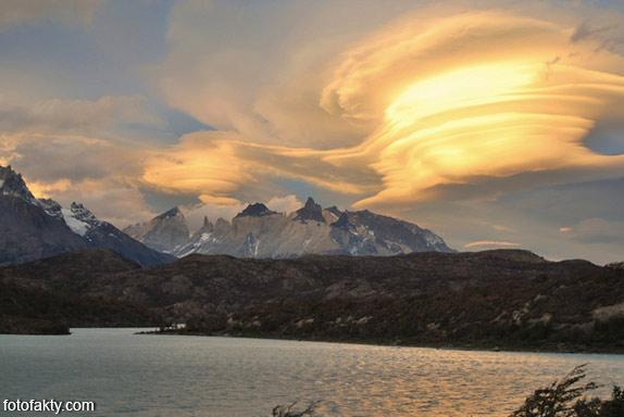 Национальный парк Торрес-дель-Пайне, Чили