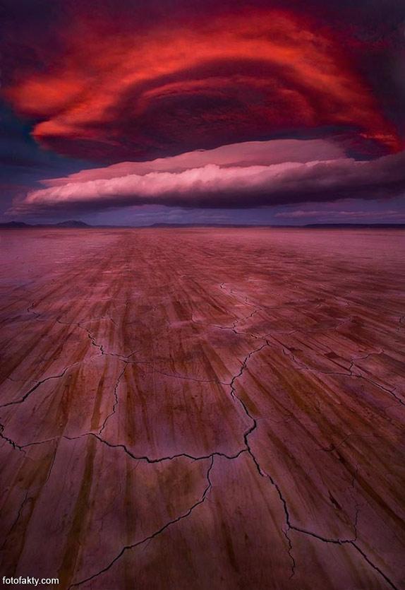 Пустыня Алворда, Орегон, США