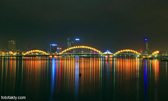 Мост дракона во Вьетнаме Фото 10