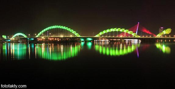 Мост дракона во Вьетнаме Фото 12