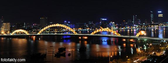 Мост дракона во Вьетнаме Фото 13