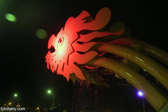 Мост дракона во Вьетнаме Фото 14