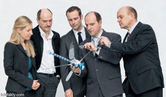 BionicOpter - реалистичный робот-стрекоза Фото 8