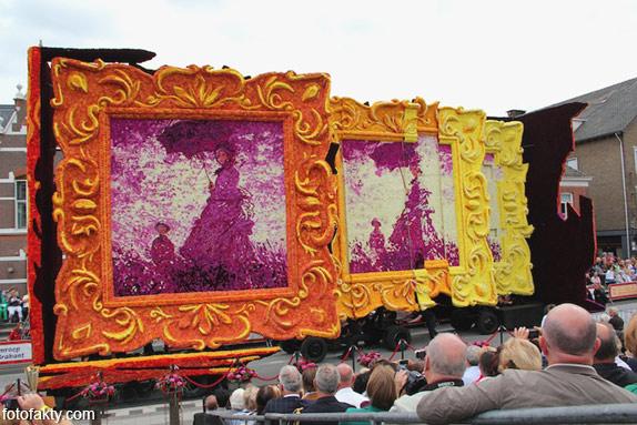 Парад цветов Corso Zundert 2013 Фото 4