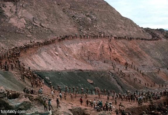 Золотой рудник Серра Пелада Фото 2