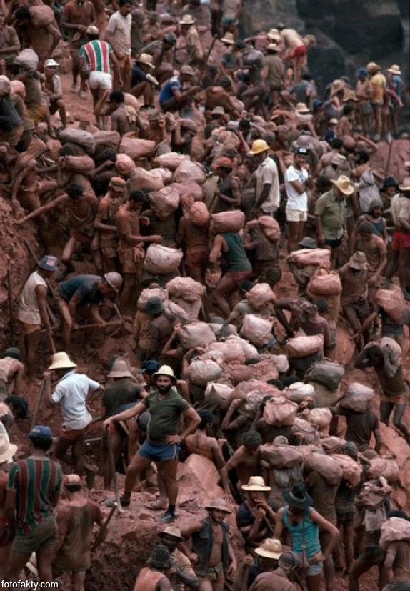 Золотой рудник Серра Пелада Фото 3