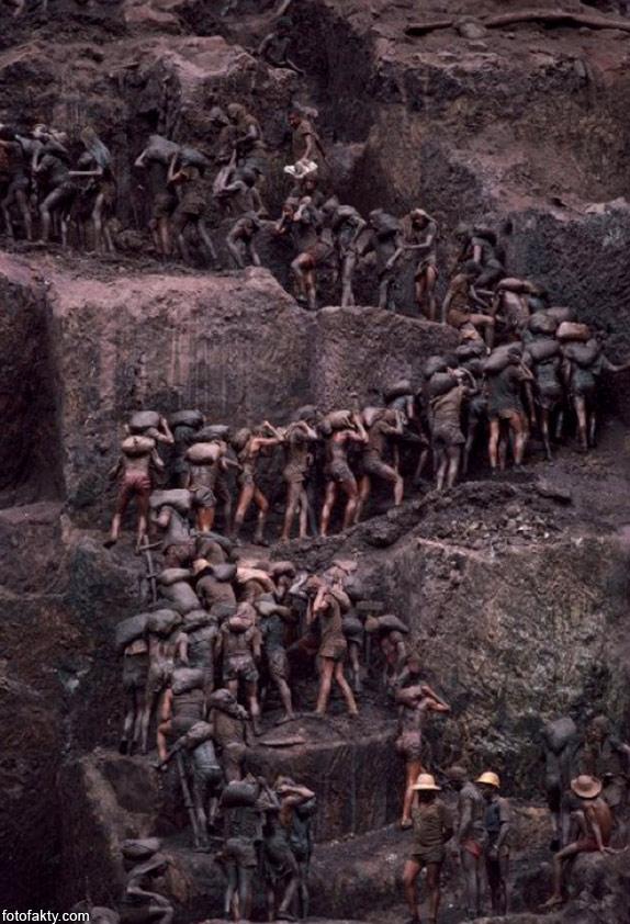 Золотой рудник Серра Пелада Фото 4