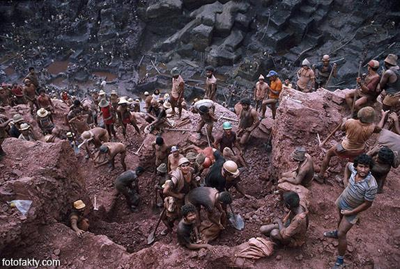 Золотой рудник Серра Пелада Фото 5