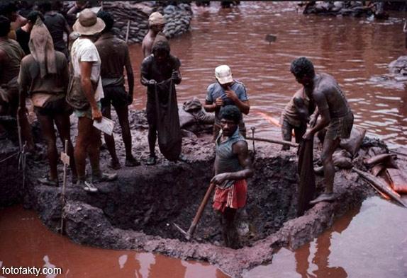 Золотой рудник Серра Пелада Фото 6