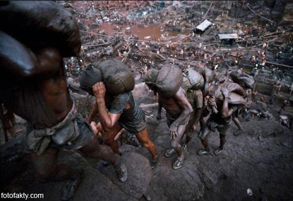 Золотой рудник Серра Пелада Фото 7