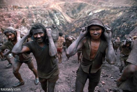 Золотой рудник Серра Пелада Фото 8