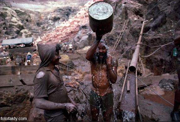 Золотой рудник Серра Пелада Фото 9