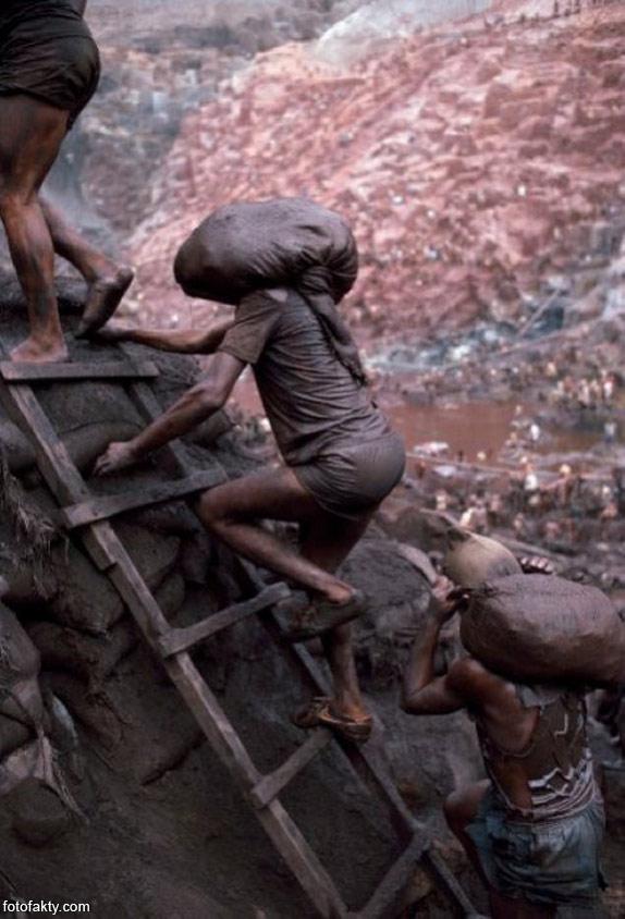 Золотой рудник Серра Пелада Фото 11