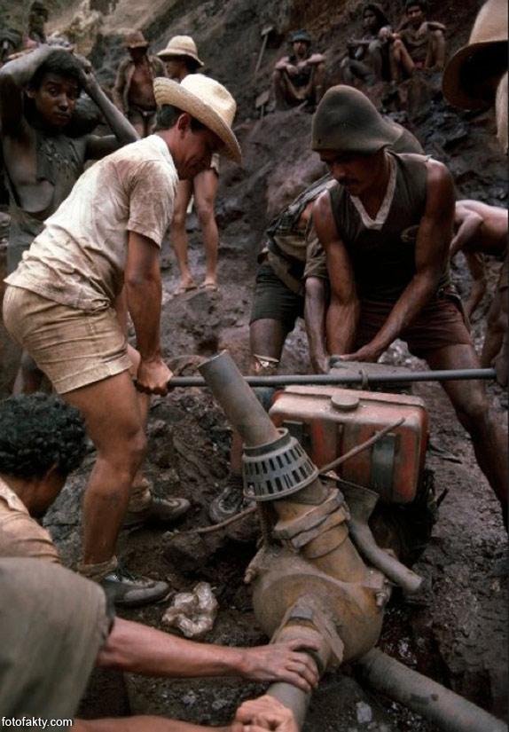 Золотой рудник Серра Пелада Фото 13