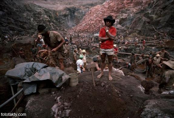 Золотой рудник Серра Пелада Фото 14