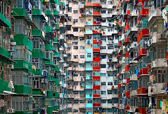 Гонконг - жизнь в муравейнике