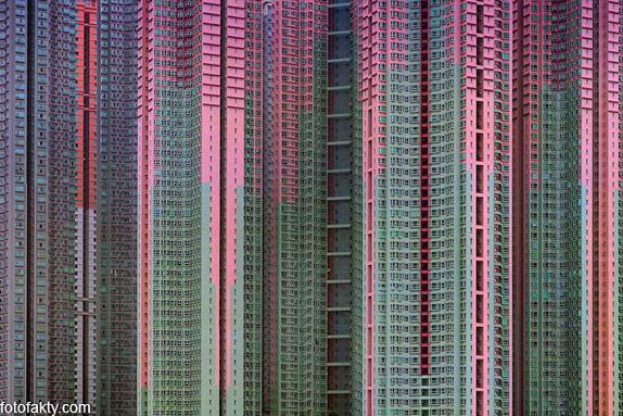 Архитектура плотности - Гонконг Фото 1