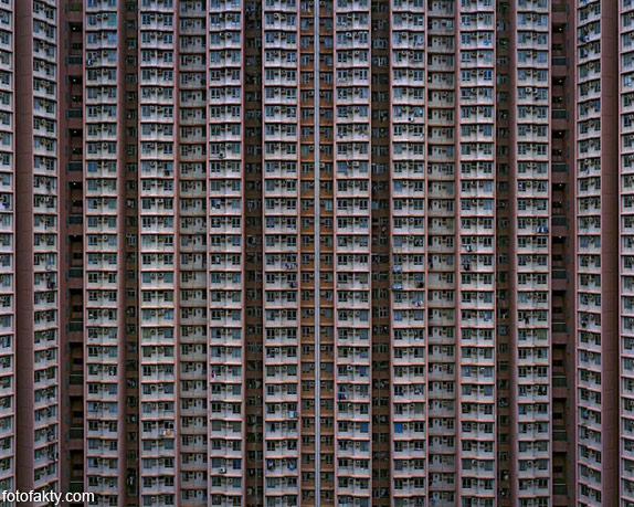 Архитектура плотности - Гонконг Фото 2