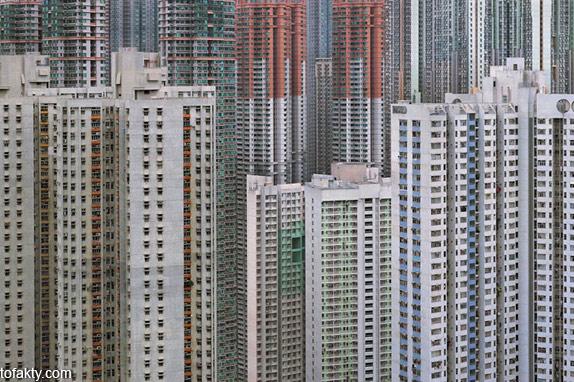 Архитектура плотности - Гонконг Фото 3