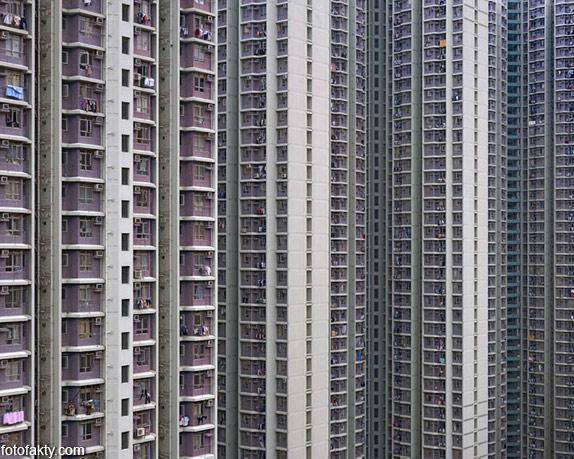 Архитектура плотности - Гонконг Фото 4