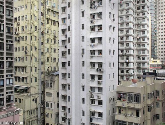 Архитектура плотности - Гонконг Фото 5