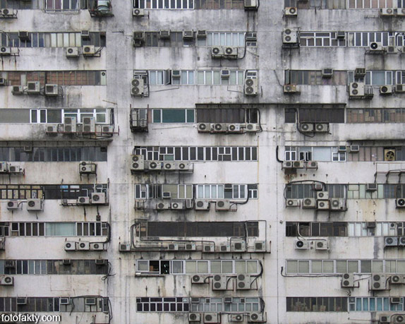 Архитектура плотности - Гонконг Фото 6