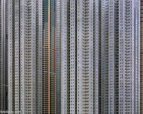 Архитектура плотности - Гонконг Фото 10