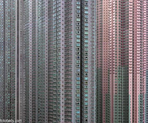 Архитектура плотности - Гонконг Фото 11
