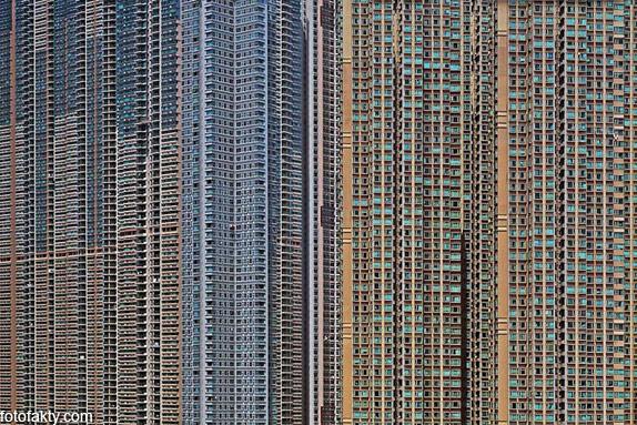Архитектура плотности - Гонконг Фото 12