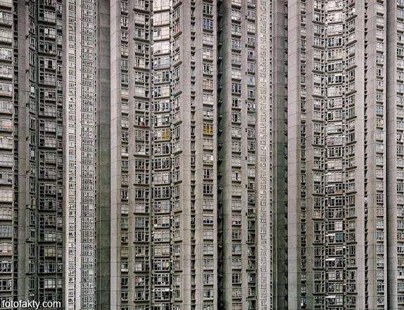 Архитектура плотности - Гонконг Фото 13