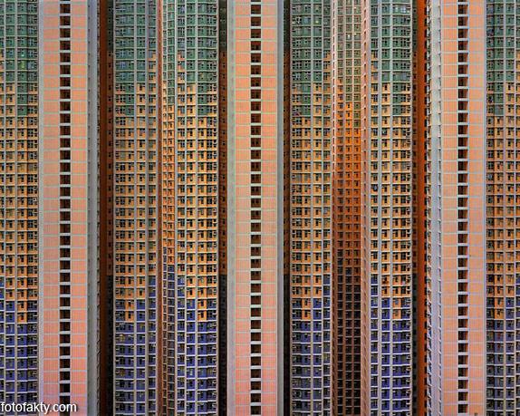 Архитектура плотности - Гонконг Фото 14