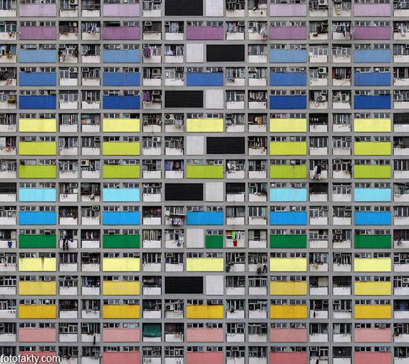 Архитектура плотности - Гонконг Фото 15