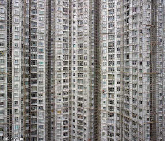 Архитектура плотности - Гонконг Фото 16