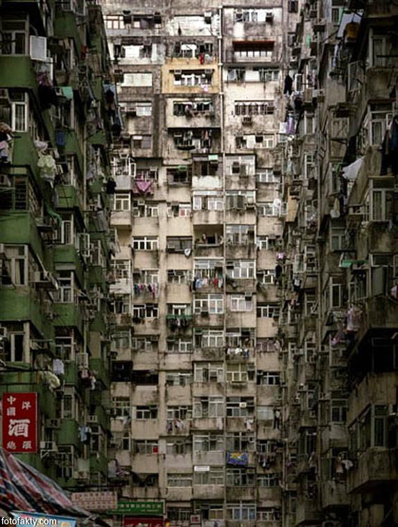 Архитектура плотности - Гонконг Фото 17