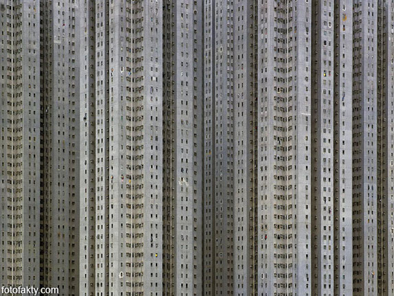 Архитектура плотности - Гонконг Фото 18