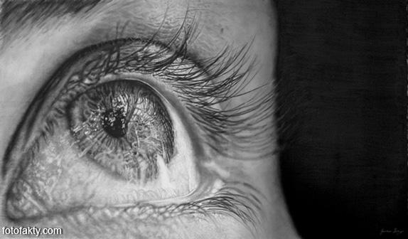 Джоно Драй и его фотореалистичные рисунки карандашом Фото 3
